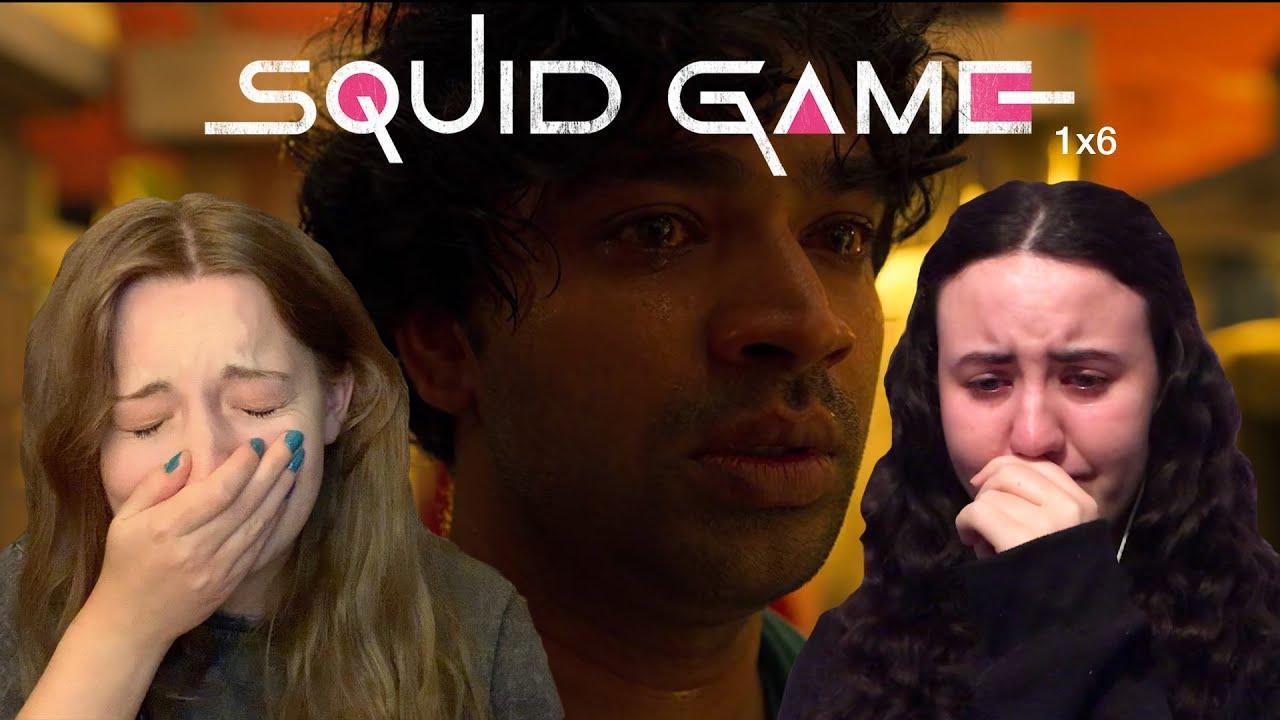 "Download MOST HEARTBREAKING EPISODE! | Squid Game - Season 1 episode 6 ""Gganbu"" reaction"