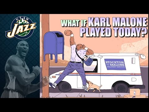 What If Karl Malone Played Today?