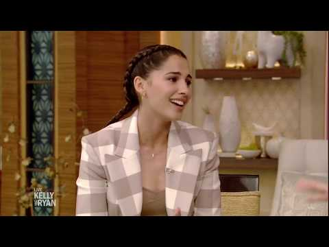 Naomi Scott Talks About Auditioning to Play Princess Jasmine