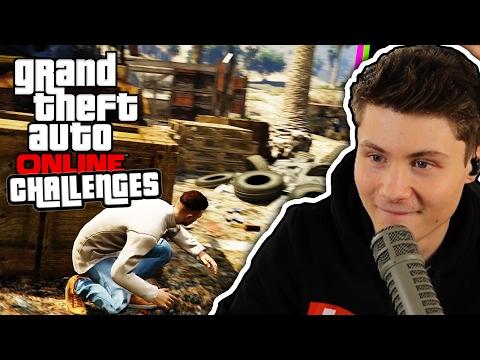 VERSTECKEN CHALLENGE! | GTA Online mit Sturmwaffel & Dner