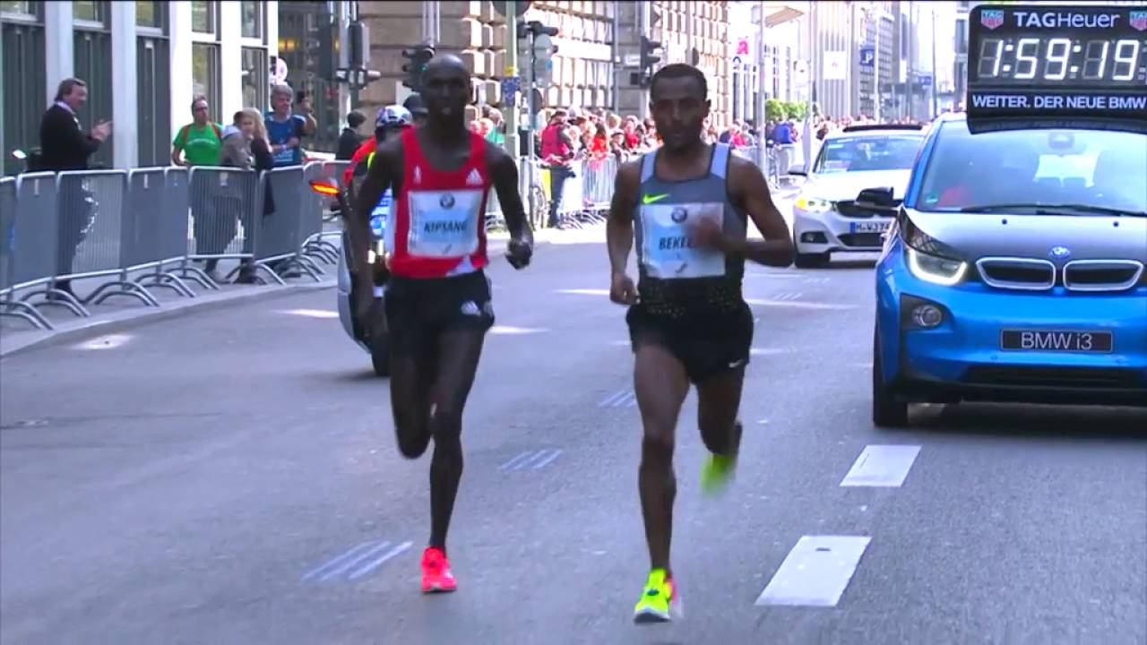 BMW BERLIN-MARATHON: Video highlights of the race