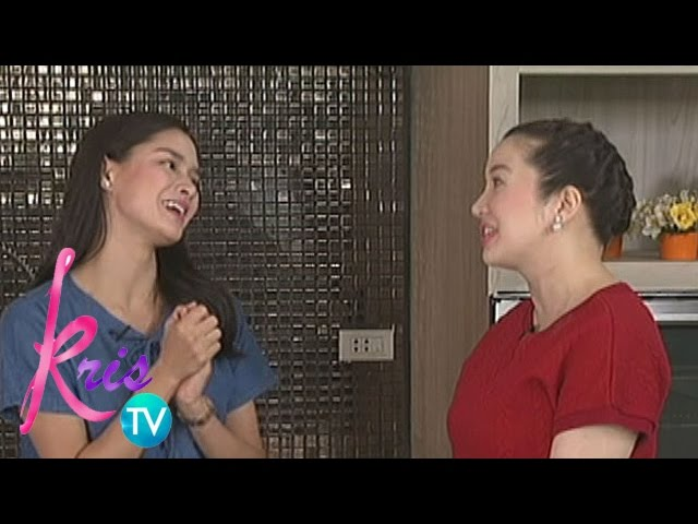 Kris TV: Erich's giggling habbit