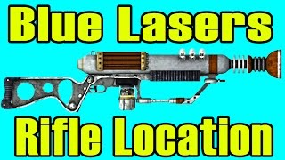 Fallout New Vegas: How to get the Best Energy Weapon Location