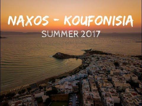 The beauty of Naxos - Short Film (Mavic Pro, GoPro, Nikon)