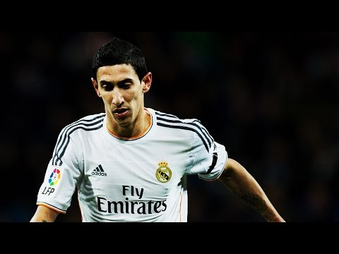 Angel Di Maria - Thanks for Everything - Skills, Assists & Goals 2013/14 ||HD||