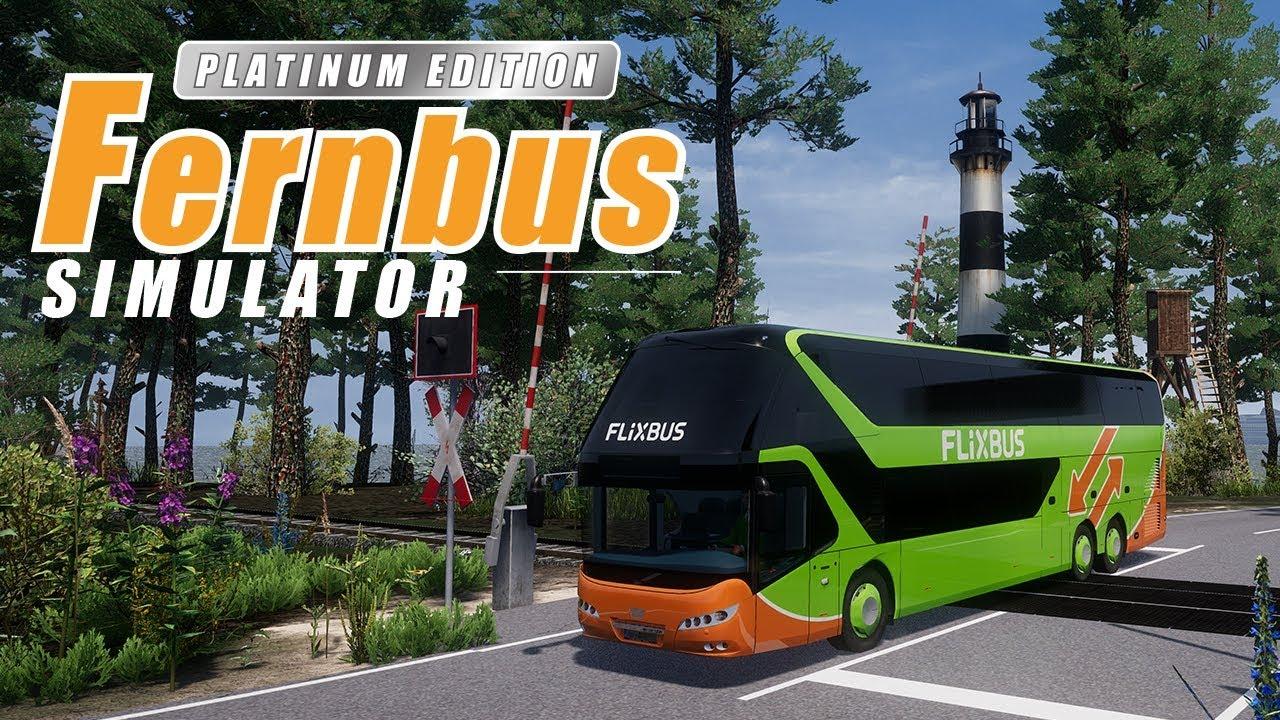 Der Fernbus Simulator Platinum Sorgt Für Noch Mehr Virtuellen