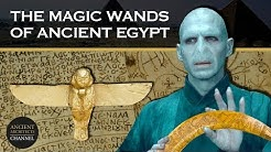 The Magic Wands of Ancient Egypt | Ancient Architects