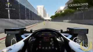 Forza 5 - Long Beach - IndyCar