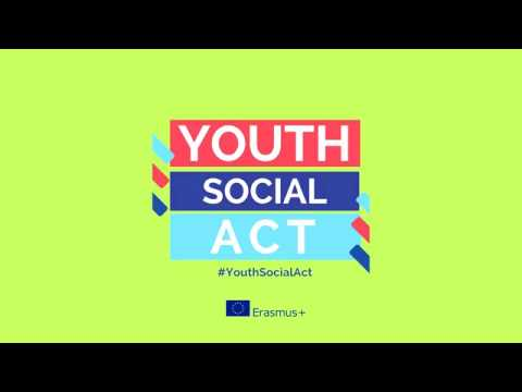 Flash-Mob YouthSocialAct  - Equality for All