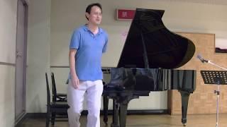 二人の天使(サン・プルー/ダニエル・リカーリ)Concerto Pour Une Voix (Saint Preux) by ピアノ即興詩人かわせひろし(Pf) thumbnail