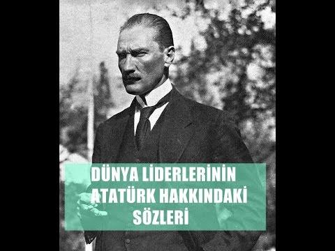 download Dünya Liderlerinin Atatürk Hakkındaki Sözleri
