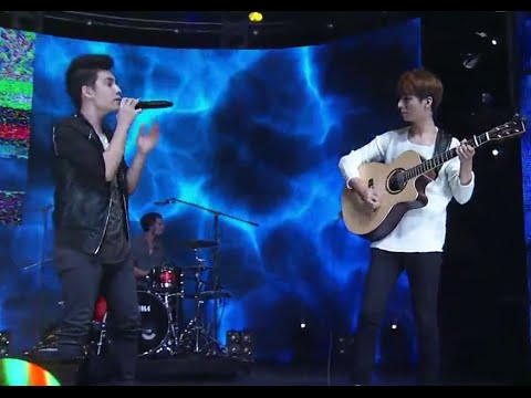 Sam Tsui & Sungha Jung - Grenade (Bruno Mars) Live