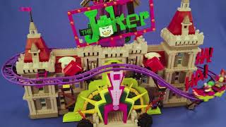 70922 Joker Manor Review Demo from The LEGO Batman Movie