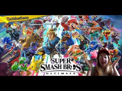 Fun Friday with Super Smash Bros. Ultimate/Mario Kart 8 DX! #FridayFeeling thumbnail