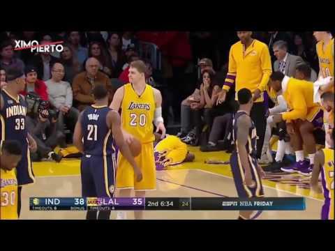 WORST NBA INJURIES 2016/17 SEASON