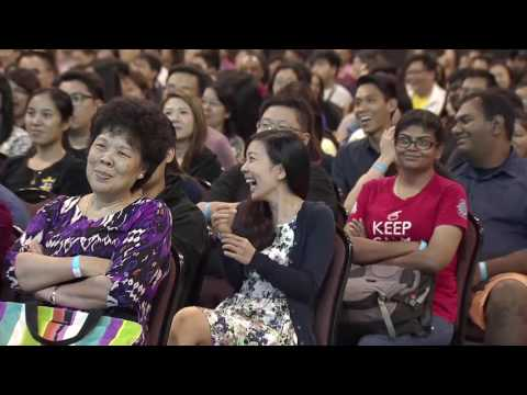 Finding Love That Lasts - a talk by Jason Evert in Singapore