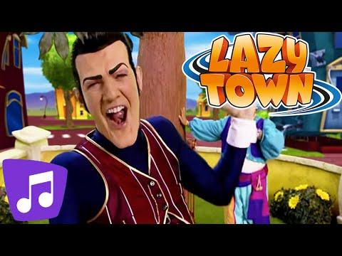 LazyTown I Greatest Genie Music Video