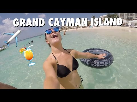 Grand Cayman Island Part 1 | Vacation Vlog