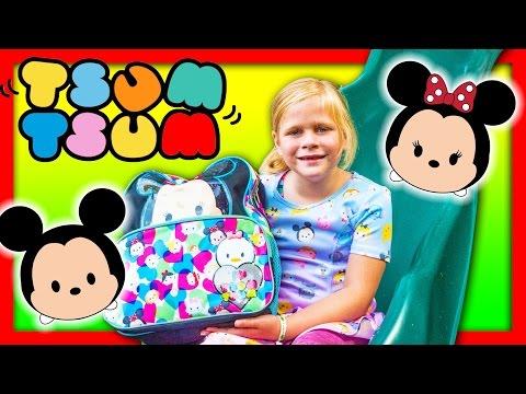 ASSISTANT TSUM TSUM Surprise Secret Life of Pets + Finding Dory Funny Surprise Toys Video