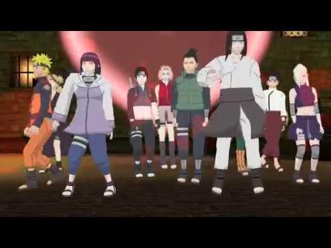 MMD Naruto [One・Two・Three]