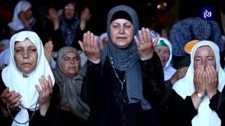 م. خليل عطية ود. مصطفى البرغوثي - يوم الغضب الفلسطيني