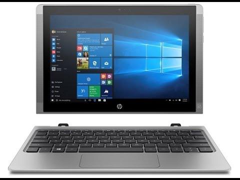 d4dda280201d2 Tablette tactile - Portable HP X2 210 hybride 2-en-1 convertible -  Présentation Unboxing
