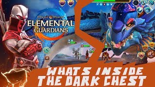 Whats Inside The Dark Chest - Might and Magic Elemental Guardians
