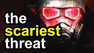 Fallout The Scariest Threat in the Wastleland