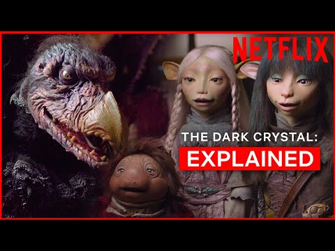How The Dark Crystal Took 30 Years to Prove Muppets Aren't Just for  Kids | Deep Cuts | Netflix