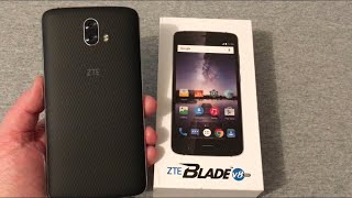 ZTE Blade V8 Pro Unboxing & First Look