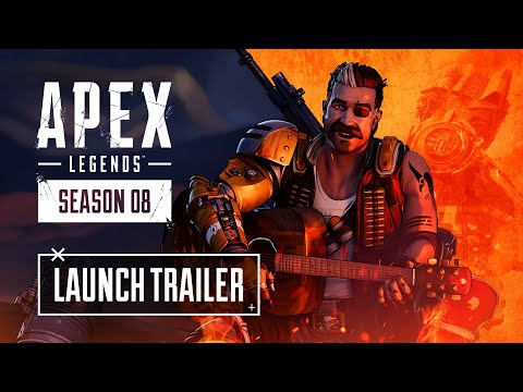 Apex Legends Saison 8 – Chaos – Launch-Trailer