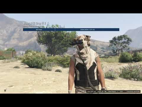 How To Steal Money From Other Players In Gta Online Gta Online Money Glitch It