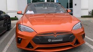 Unplugged Performance Modified Tesla Model S