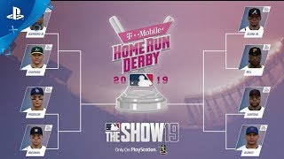 MLB The Show 19 - Who Will Win 2019 Home Run Derby? | PS4