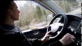 АВТО ОБЗОР Volkswagen Transporter T 5