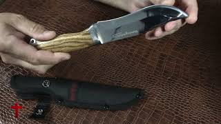 UNBOXING: Hunting&Fishing Knife Grand Way  2266