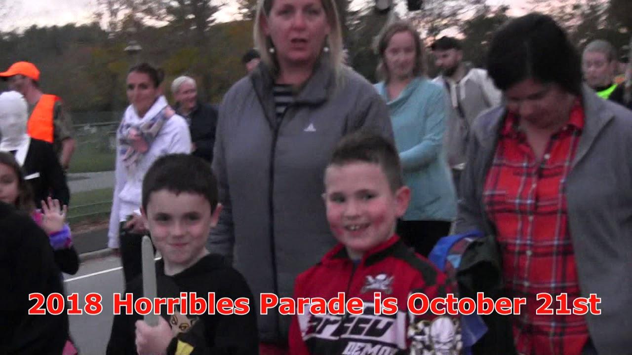 2017 Horribles Parade