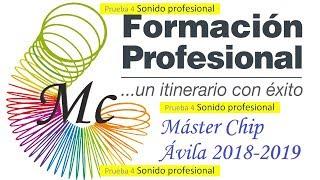 MC - Prueba 4: Sonido profesional