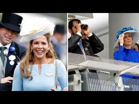 How far is Princess Haya sexually pervert? from YouTube · Duration:  2 minutes 45 seconds