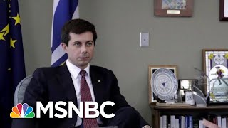 Selectively Self-Righteous Graham Says Buttigieg Must Repent | Morning Joe | MSNBC