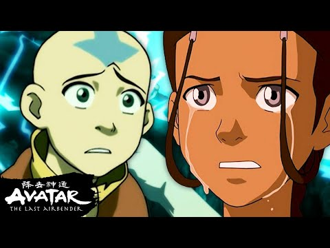 7 MOST SHOCKING Moments from Avatar: The Last Airbender ⚡| Avatar