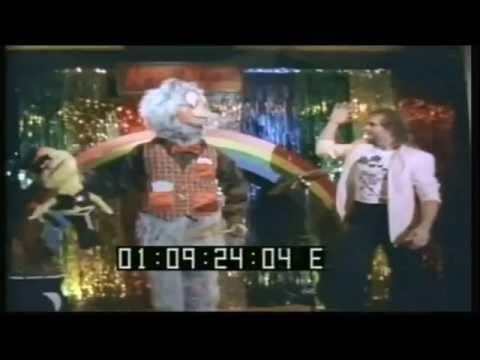 Van Halen: 'PANAMA' VIDEO OUTTAKES #7: The Rock-afire Explosion (no sound), Oct. 1983