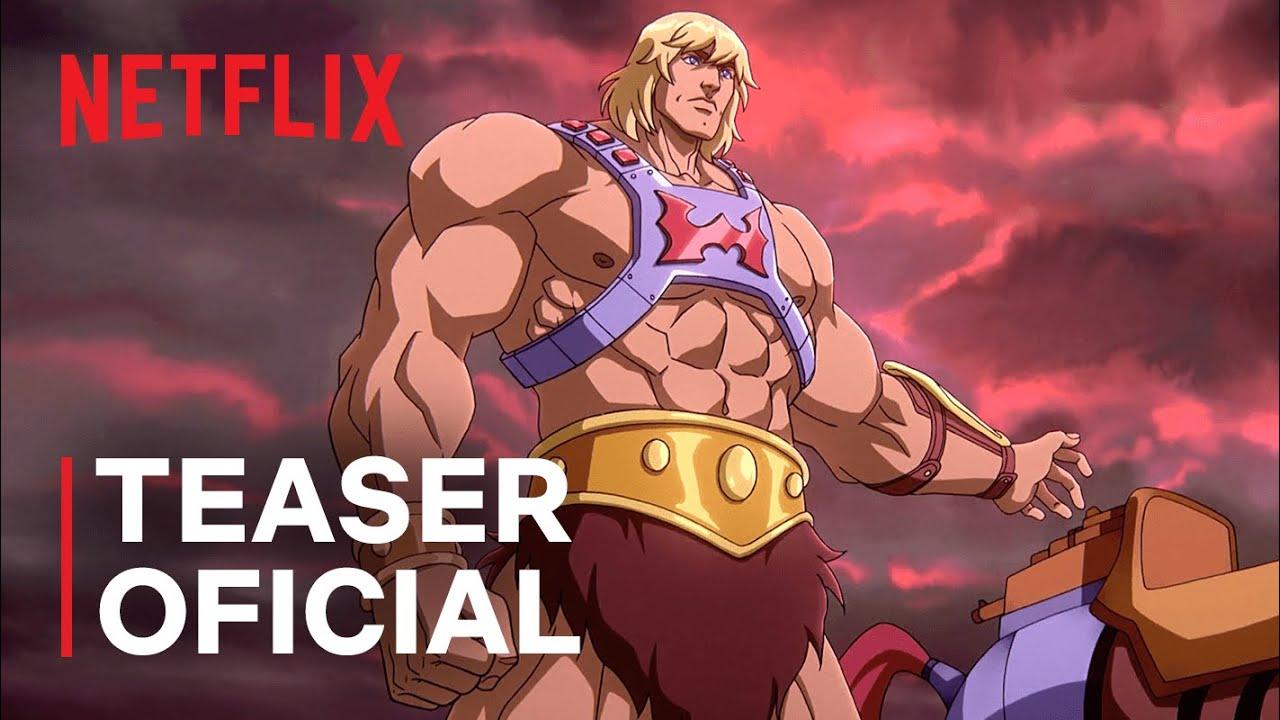 Mestres do Universo: Salvando Eternia | Teaser oficial | Netflix