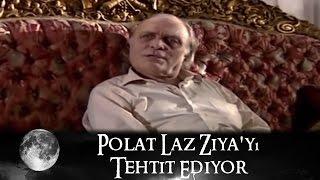 Polat, Laz Ziya'yı tehdit ediyor - Kurtlar Vadisi 28.Bölüm
