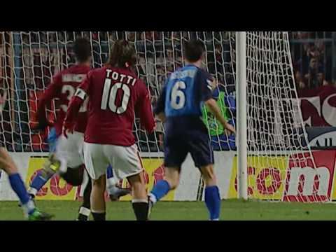 Empoli-Roma 0-2, 2003-2004: il cucchiaio di Totti