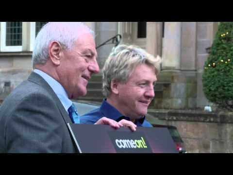 12/04/16 - Walter Smith and Frank McAvennie Photocall
