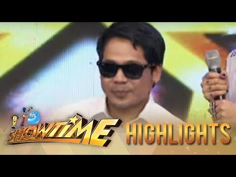 It's Showtime Kalokalike: John Lloyd Cruz