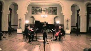 Zack Browning - Song Arirang - Hein Jung with Minaret Trio