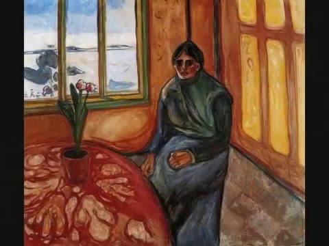 Edvard Munchnorwegian Symbolist Painter Youtube