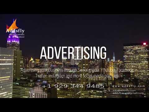 Grand opening Market coverage (Addsfly Media Advertising) New York